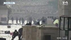 Kudüs'te Şiddet Dinmiyor