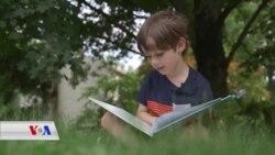 Zarok û Heza Xwendina Pirtûkan