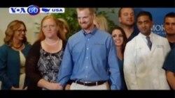 Hai người Mỹ bị nhiễm virus Ebola đã hồi phục hoàn toàn