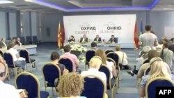 Takim në Ohër mes presidentëve të katër vendeve ballkanike