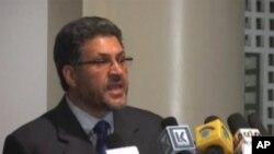 داکتر فاروق وردک وزیر معارف افغانستان