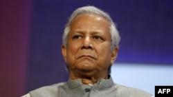 Khôi nguyên giải Nobel hòa bình của Bangladesh Muhammad Yunus