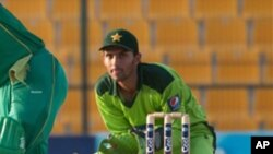 Former Pakistan wicketkeeper Zulqarnain Haider