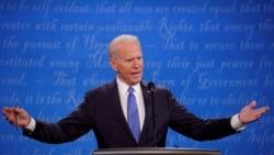 သမၼတ Trump နဲ႔ ၿပိဳင္ဘက္ Joe Biden တို႔ ေရြးေကာက္ပြဲအတြက္ အၿပိဳင္မဲဆြယ္