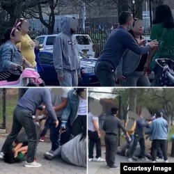 The incident at Brooklyn's McCarren Park.