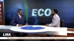 """Les """"soldats de la terre"""" en Centrafrique dans la chronique Eco"""