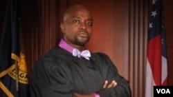 Judge Melvin Johnson