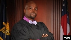 Judge Melvin Johnson