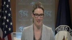 美國政府譴責新疆火車站暴行