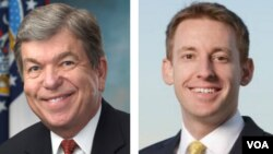 Missouri Senate race: Republican Roy Blunt vs Democrat Jason Kander
