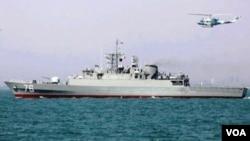 """""""Camaran 2"""" eskadra mina tral gəmisi"""