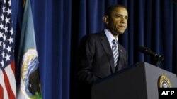 პრეზიდენტი ობამა ამერიკელებს მიმართავს