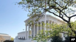 The Supreme Court's third day of hearing arguments by phone because of the coronavirus pandemic, its first chance at a high-profile case, this one involving the Affordable Care Act., May 4, 2020.