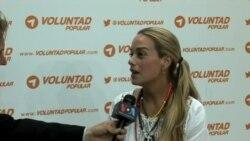 Esposa de Leopoldo López denuncia sus condiciones de encarcelamiento.