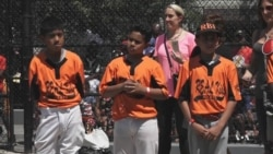 NY Inner-city Baseball Program Aims to Break Cycle of Poverty
