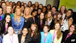 미국 여성 운동 50주년