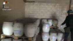 Suriye Kimyasal Silahları Vermekte Gecikti