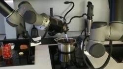 Robot u kuhinji
