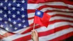 焦点对话:台湾民意大调查 亲美、亲中比一比