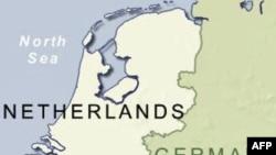 12 nghi can bị bắt tại Hà Lan