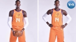 Maliden Cheick Diallo Sanfai Tchelou NBA futne do Ameriki ye Wele Bla Corona Virus Banakisai Sababu la