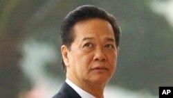 Ông Nguyễn Tấn Dũng.