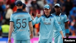 ICC Cricket World Cup - England v India