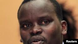 Mwandishi Joshua Arap Sang, December 16, 2010