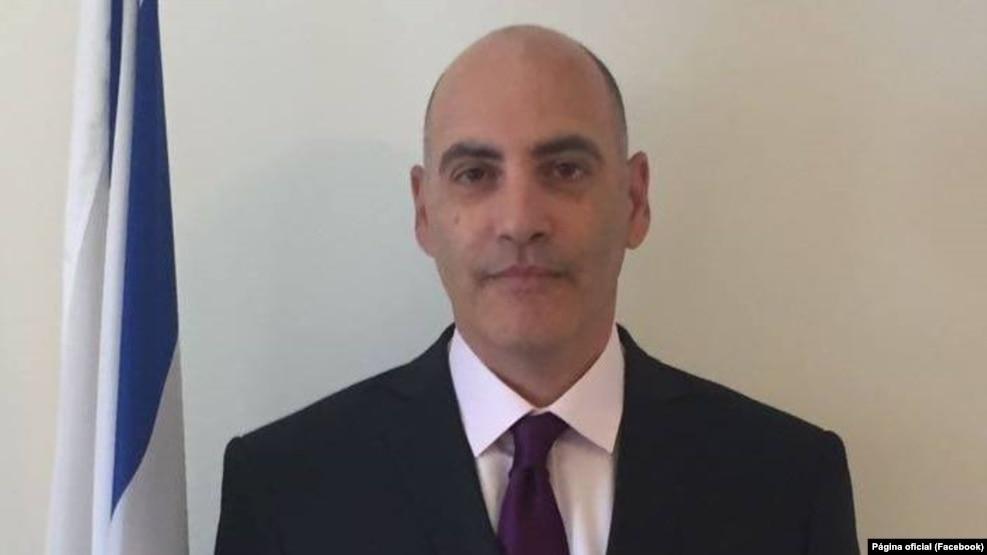 Oren Rozenblat, Embaixador de Israel em Luanda