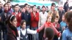 Suriye'deki Şiddet Olayları En Çok Çocukları Etkiliyor