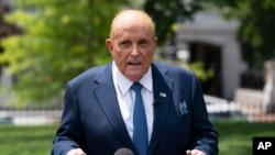 (ARŞİV) Rudy Giuliani