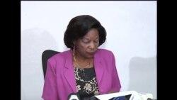Alice Mabota, candidata à presidência de Moçambique, quer mudar o rumo do país