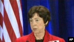 前美國貿易代表卡拉‧希爾斯(Carla Hills)
