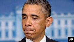 El atentado de Boston y la explosión en la planta de Texas han sido dos tristes sucesos para la nación y el presidente.