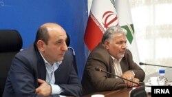 Suren Karayan və Möhsün Xadim Ərəbbağı