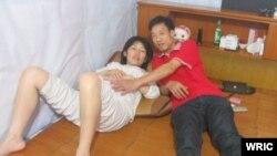 2012年6月10日曹如意夫婦回到家中