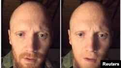 El ex Marine Bradley William Stone fue hallado muerto en un bosque.