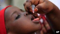 Vakcinisanje dece u Nigeriji
