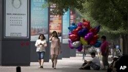 ADB nói nền kinh tế bị chậm lại ở Trung Quốc tác động đến toàn bộ khu vực châu Á.