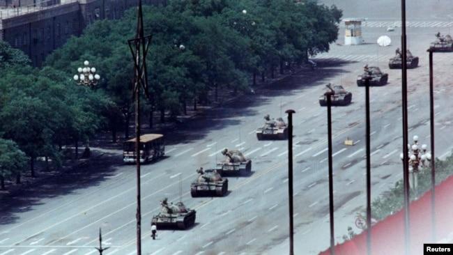 军事政变导致六四镇压?过来人评说
