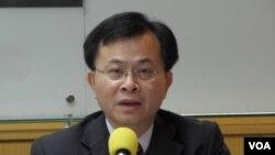 资料照:台湾国家通讯传播委员会NCC主委陈耀祥