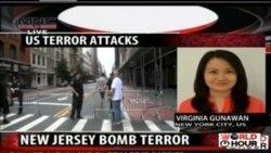 Laporan Langsung VOA untuk MNCTV: New Jersey Bomb Terror