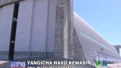 Yangicha havo vositalari/Giant Airship