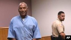 La estrella estadounidense salió de prisión tras pagar nueve años de prisión por robo a mano armada.