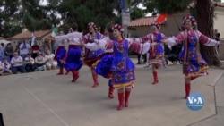 «Червона Калина» у Лос-Анджелесі: як народні танці популяризують українську культуру. Відео