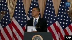 Obama Beklenen Ortadoğu Konuşmasını Yaptı