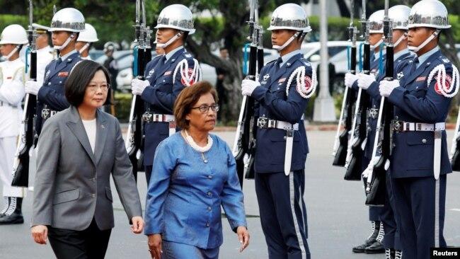 马绍尔群岛议会选举结果可能牵动台美中关系