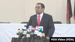 Juru bicara Komisi Independen Pemilu Afghanistan, Noor Mohammad Noor (Foto: dok).