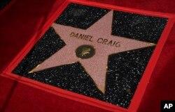 ستاره دنیل کریگ