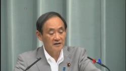 日本抗議中國海軍船隻駛入有爭議海域